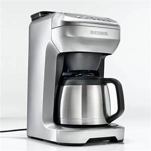 Kaffeemaschine Mit Milchaufschäumer : kaffeemaschine gastroback grind brew mit integriertem mahlwerk ~ Eleganceandgraceweddings.com Haus und Dekorationen