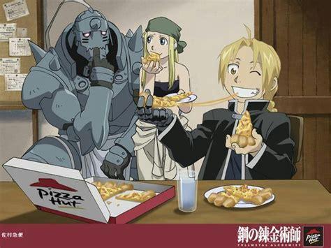 pizza hut  anime anime amino