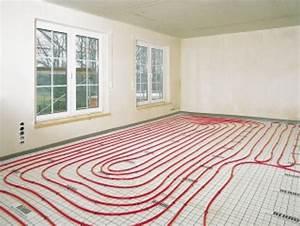 Chauffage Au Sol : chauffage par le sol ~ Premium-room.com Idées de Décoration