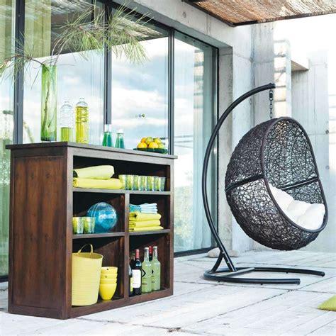 poltrone maison du monde poltrone a dondolo sospese foto 2 40 design mag