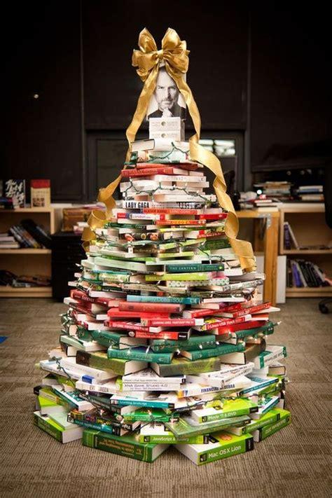 15 non traditional christmas tree ideas