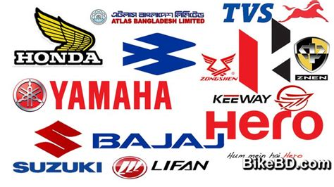 Top Five Motorcycle Brand In Bangladesh