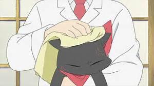 Sakamoto Nichijou Cat Anime GIFs - Find & Share on GIPHY