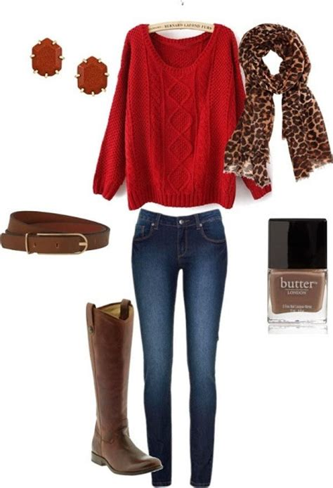 Top 14 Christmas Teenage Casual Outfits u2013 Famous Trend Design From Fashion Blog - DIY Craft
