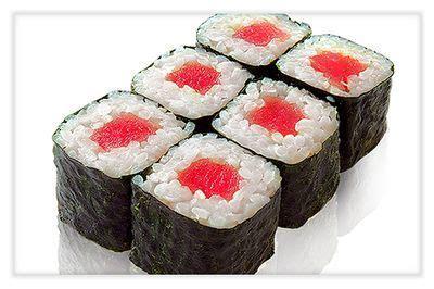 tekka maki receta de cocina japonesa sushi tekka maki comida japonesa pinterest sushi