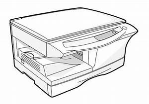 Sharp Ar Printer Service Repair