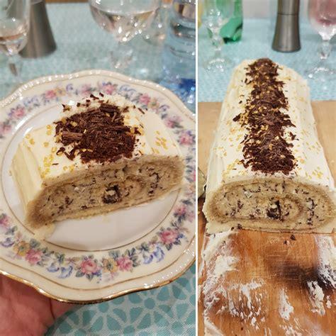 tiramisu hervé cuisine recette de fêtes la bûche tiramisu par hervé cuisine