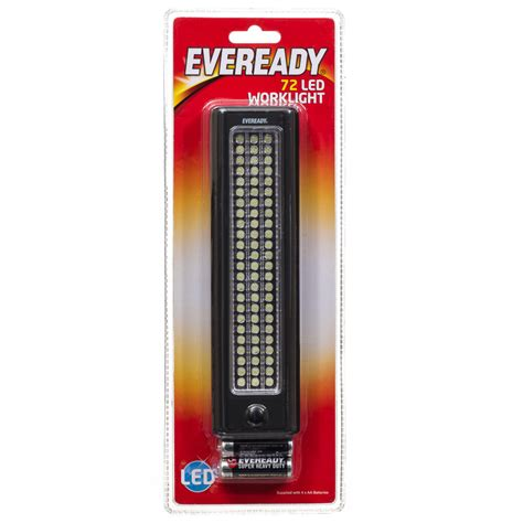 eveready 72 led work light led torches ls