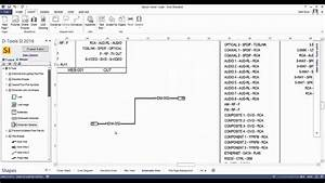 Creating A Schematic Drawing In Visio