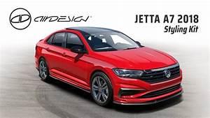 Styling Kit Jetta A7 2019 - Vw