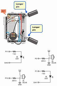 Parallax Power Converter Wiring Diagram