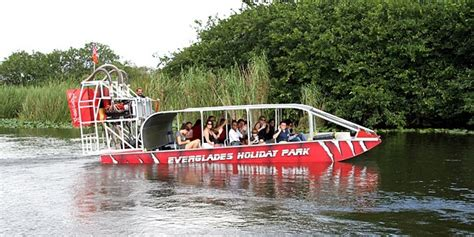 Top Everglades Boat Tours by Everglades Airboat Rides Airboat Ride