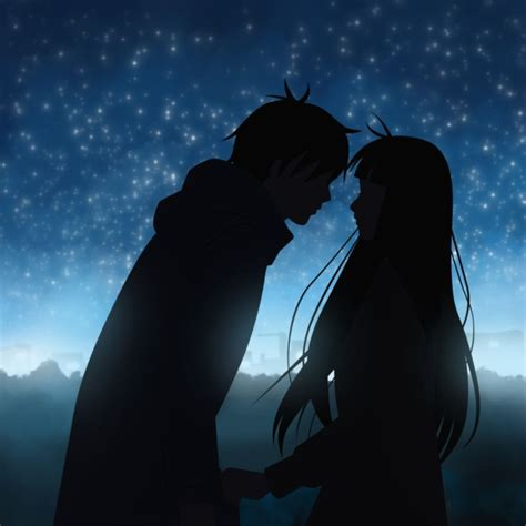 romantic anime wallpaper wallpapersafari