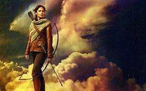 Katniss Everdeen, Girl on Fire: A Literary Discussion ...