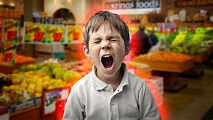How To Get Your Kids Through The Supermarket, Meltdown ...