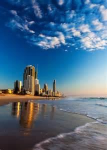 Australia Gold Coast Sunrise