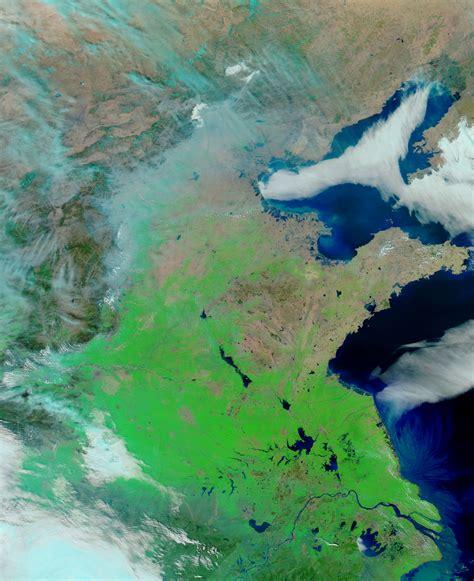 Haze over Beijing : Image of the Day