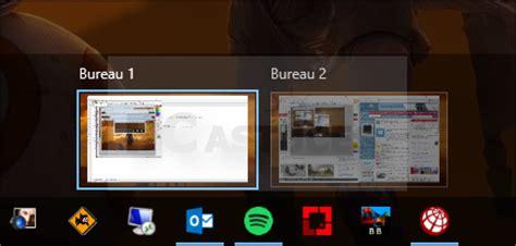 Pc Astuces  Créer Et Utiliser Plusieurs Bureaux Avec