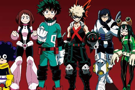 Anime Heroes Wallpaper - my academia without decades of