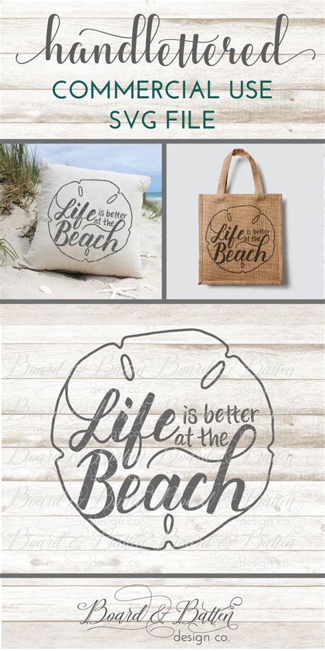 ✓ free for commercial use ✓ high quality images. Beach SVG Files - Life Is Better At the Beach Svg - Hand ...