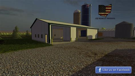 toolshed updated mod  farming simulator