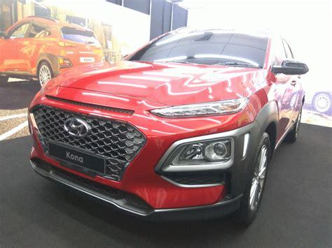 Gambar Mobil Hyundai Kona 2019 by Hyundai Kona Siap Tantang Honda Hr V Di Iims 2019 Mobil