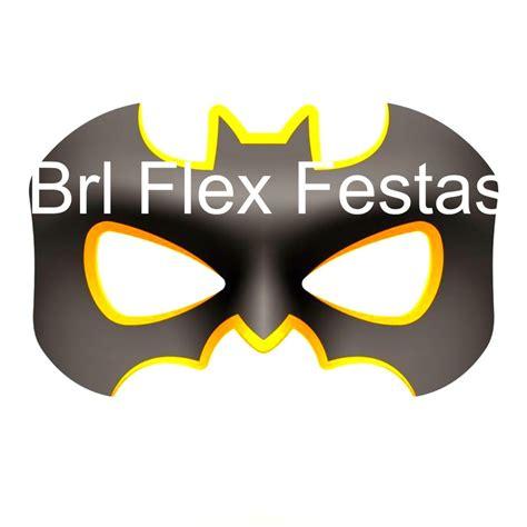 Mascara BATMAN no Elo7 Brl Flex Festas (78A068