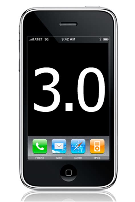 iphone 0 update iphone 3g firmware to iphone 3 0 firmware