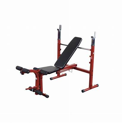 Bench Olympic Weight Fitness Benches Workout Solid