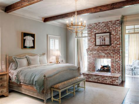 Bedroom Design by 20 Bedroom Fireplace Designs Hgtv