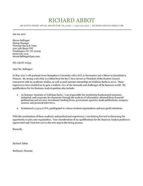 student cover letter exle letter exle cover