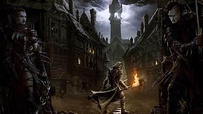 Dungeons Dragons Backgrounds Wallpapers Ambush Desktop Wiki