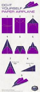 Origami Paper Airplane Instructions Full Paper Airplane