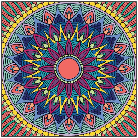 coloring pages    colored
