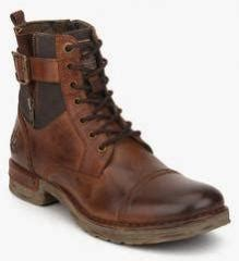 Find bugatti shoes from a vast selection of men's shoes. Bugatti Balboa Brown Boots for Men online in India at Best price on 20th December 2019, | PriceHunt