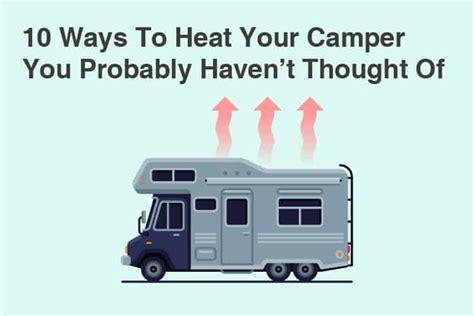 camper heat rv