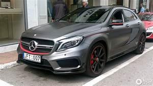 Mercedes 45 Amg : mercedes benz gla 45 amg edition 1 2 may 2016 autogespot ~ Maxctalentgroup.com Avis de Voitures