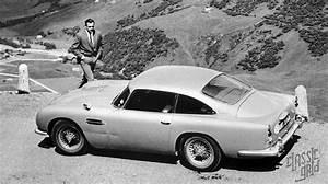 Aston Martin DB5 1964 James Bond Classic Grid