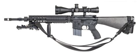 Troy Expands Retro Line With Mk12 Mod1 And M16a2 Sfod-d Ar