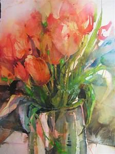 Aquarell Malen Blumen : blumen elke memmler still life art pinterest ~ Articles-book.com Haus und Dekorationen
