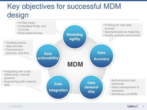 overcoming  challenges   master data management