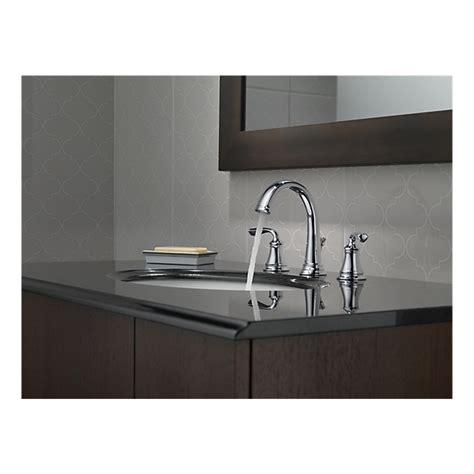 delta lorain faucet 35716lf 35716lf two handle widespread lavatory faucet