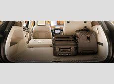 What Do 6040 or 402040 Split Folding Rear Seats Mean?