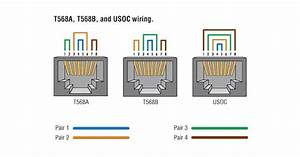 T568a Or T568b - Networking