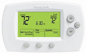 Your Home Honeywell Programmable Thermostat