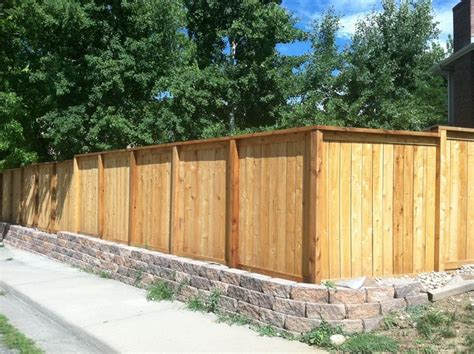 11 Best Privacy Fence Options Images On Pinterest