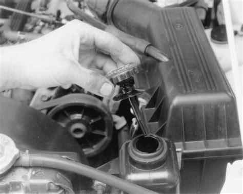 jeep wrangler   remove dipstick   oil pan