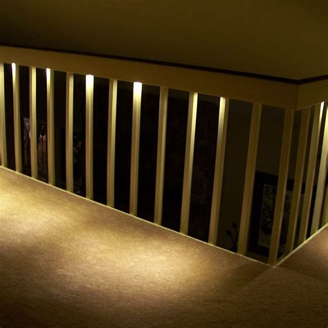 Indoor Stair Lights by Indoor Led Recessed Stair Light Kit Dekor 174 Lighting