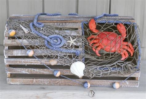Decorative Lobster Traps Small by 8 Best Images About Crab Trap Decor On Crab