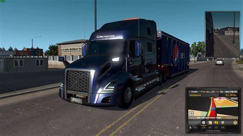 american truck simulator  volvo vnl   dlc